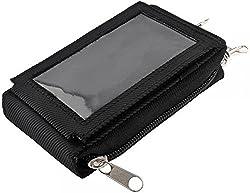 DivineXt Touch Purse Smartphone smart Handbag Zipper Portable Universal With 2 Straps By Gadgetbucket