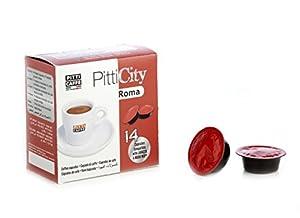 Pitti Caffe Roma Modo Mio Kapsler Capsules (Pack of 14)