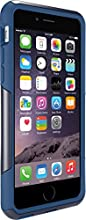 OtterBox COMMUTER iPhone 6/6s Case - Frustration-Free Packaging - INK BLUE (ADMIRAL BLUE/DEEP WATER)