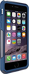 OtterBox COMMUTER SERIES iPhone 6/6s Case - Retail Packaging - INK BLUE (ADMIRAL BLUE/DEEP WATER BLUE)