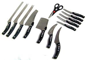 Miracle Blade 4 World Class - Cuchillos Corte Mágico