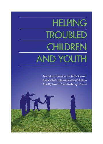 Helping Troubled Children and Youth