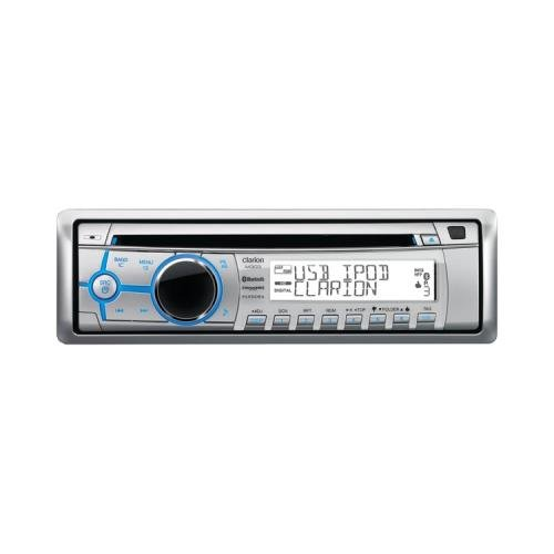Clarion M303 Marine Cd/Usb/Bluetooth(R) Receiver With Lcd Controller (Clarion M303)