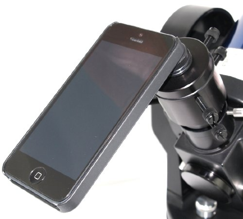 Iphone 4 Adapter / Mount For Telescopes & Microscopes