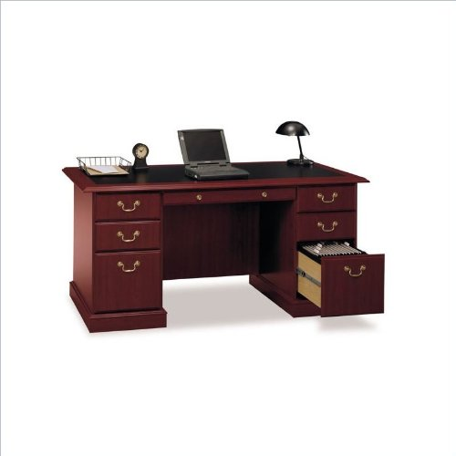 Bush Furniture Saratoga Executive Home Office