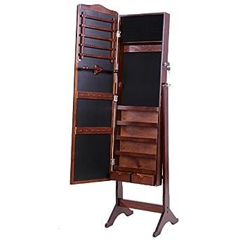Specchio portagioie offerte e risparmia su ondausu - Armadio specchio gioielli ...