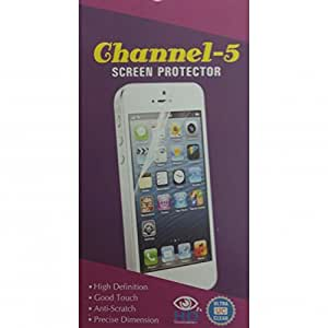 eComkart Channel-5 Clear Screen Protector Guard For Samsung Galaxy S4 Mini I9192