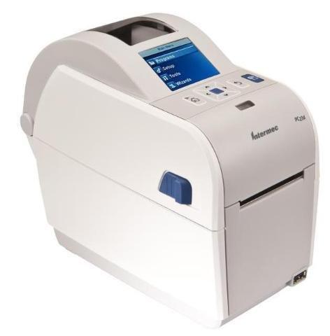 Intermec - Pc23Da0000022 - Intermec Pc23D Direct Thermal Printer - Monochrome - Desktop - Label Print - 8 In/S Mono - 203 Dpi - Usb - Lcd