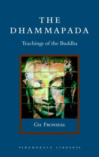 Dhammapada: Teachings of the Buddha (Shambhala Library)