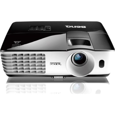 2QV9858 - Benq Corporation BenQ MW663 3D Ready DLP Projector - 720p - HDTV - 16:10