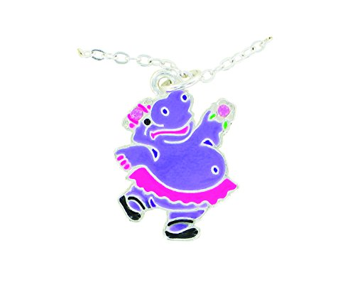 Circle of Friends Pendant, Hippo - 1