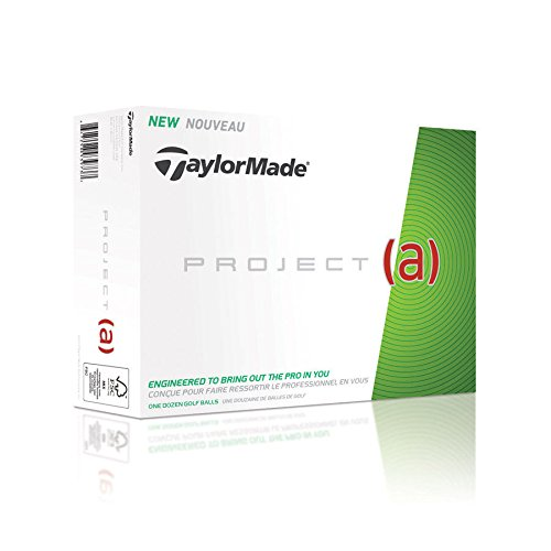 Taylormade Project a Golf Balls 1 Dozen (Project A Taylor Made compare prices)