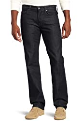 7 For All Mankind Men's Standard Straight Leg Jean in Rio Vista