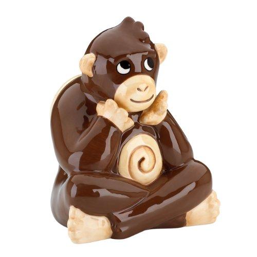Gorham Merry Go Round Pitter Patter Monkey Bank