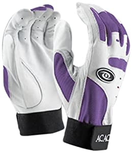 Buy ACACIA Home Run Baseball Batting Gloves by Acacia