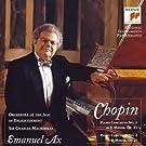 Chopin:Piano Concerto No.1 & No.2