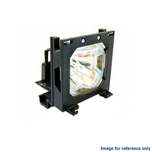Sharp Rlmpf0072Cezz Lcd Projector Cage Assembly With High Quality Original Bulb