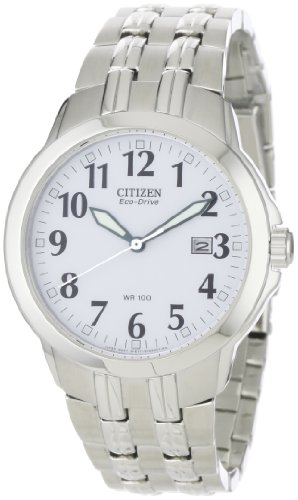 Citizen Men's BM7090-51A Classic Eco-Drive Watch