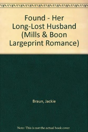 Found - Her Long-Lost Husband