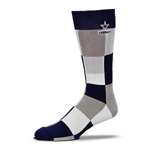 NFL Dallas Cowboys Color Blocks Socks