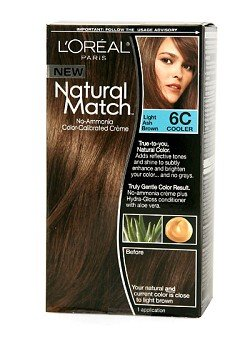 Best Cheap Deal for L'Oreal Natural Match Hair Colour, Light Ash Brown by L'Oreal - Free 2 Day Shipping Available