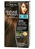L'Oreal Natural Match Hair Colour, Light Ash Brown