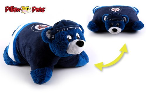 Nhl-Winnipeg Jets Pillow Pet front-36961