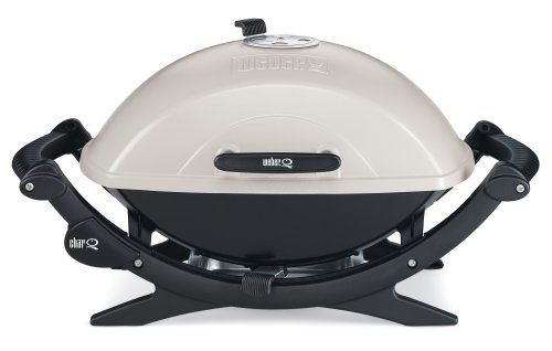 Weber 616002 Char Q Portable Charcoal Grill (Discontinued By Manufacturer)