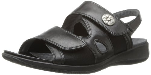 Softwalk Women'S Tanglewood Flat,Black,10.5 W Us front-925379