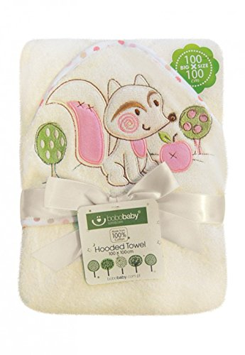 bobobaby-baby-ragazza-asciugamano-con-cappuccio-100-x-100-cm-in-100-cotone-rosa-fuchs-eko-d