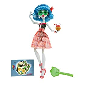 Ghoulia Muñecas Monster High menos de 20 euros Less than 30$ dolls Monster High