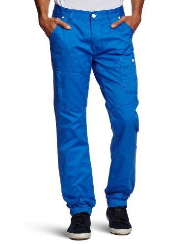 Voi Brampton Dus Loose Men's Trousers Dusty Blue S W30INxL28IN