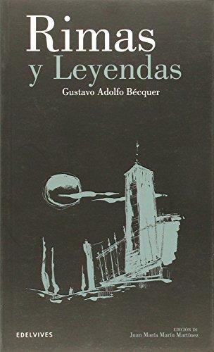 Rimas y leyendas (Clásicos Hispánicos)