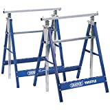 Draper 68852 Telescopic Trestles/Saw Horses (Pack of 2)by Draper