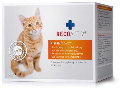 RECOACTIV-Nieren-Tonicum-fr-Katzen-Kurpackung-3x90-ml