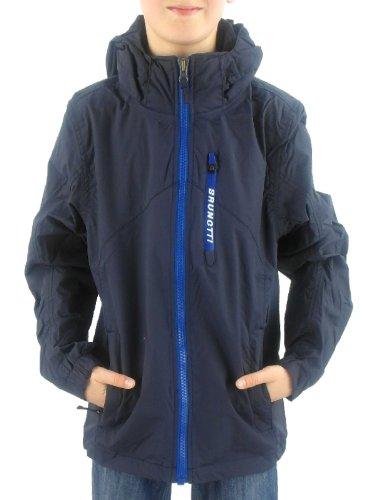 Brunotti Jacke Übergangsjacke Wetterjacke Mehalan dunkelblau 5K Kapuze jetzt bestellen
