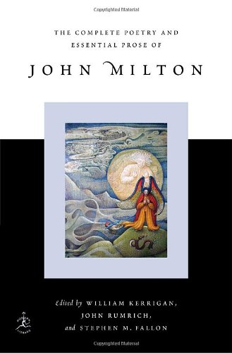 Image of The Complete Poetry and Essential Prose of John Milton