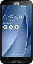 ASUS ZenFone 2 Cellphone, 16GB, Silver (Unlocked )