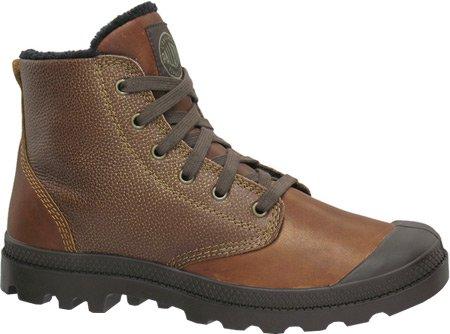 Palladium Pampa HI Leather Mens Boots 02355-033 Black 7 M US