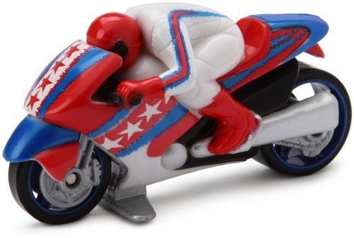 Speed Cycles-Hot Wheels Motor Motorcycle Rocket Force