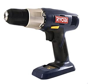 """Ryobi P205 18 Volt 3/8"""" Drill/driver (Drill only, battery and charger not included)"""