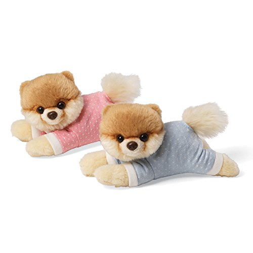 Gund Baby Itty Bitty Boo Plush Toy, Blue