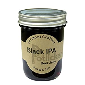 Potlicker Kitchen Vermont Crafted Jams/Jellies - Black IPA