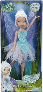 Disney Fairies Secret of The Wings Fashion Doll - Periwinkle