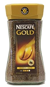 Nescafe Gold 200 gr. 7 Oz