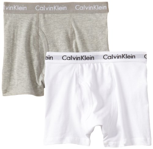 Calvin Klein Boys' Boxer Briefs Two-Pack
