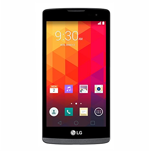 LG Leon Android smartphone on EE pay as you go