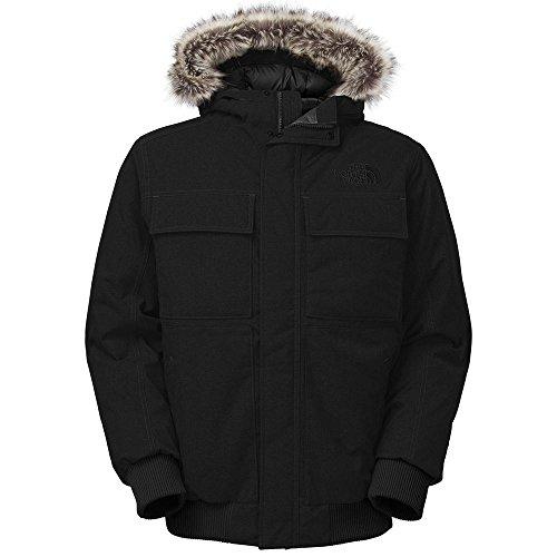 Men's The North Face Gotham Jacket II TNF Black Size Medium