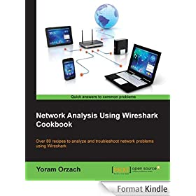 Network Analysis Using Wireshark Cookbook