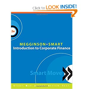 Introduction to Corporate Finance (with SMARTMoves4me and Thomson ONE Business School Edition Printed Access Cards) ebook